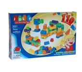 BUILDING BLOCKS 110 PCS