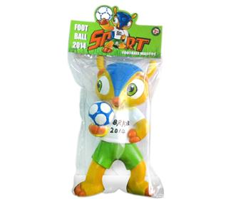 WORLD CUP MASCOT TOY
