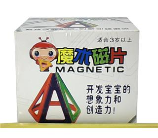 MAGNETIC STICKERS