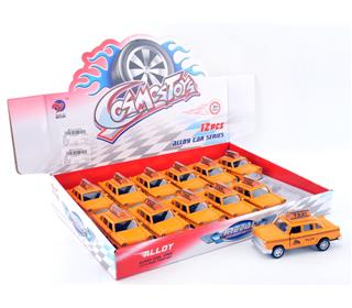 1:36ALLOY CAR