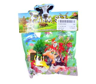 ANIMAL WORLD TOY SET