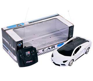 1:18 CH RC CAR WITH LIGHT