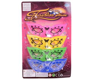 PARTY BUTTERFLY GLASSES