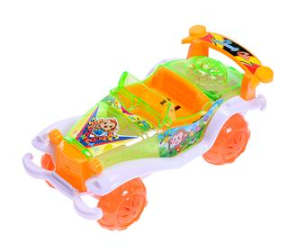 PULL STRING CAR WITH RING