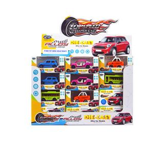 48PCS ALLOY CAR TOYS